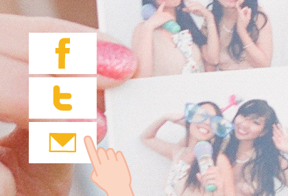 Upload Your Photo Strips to Social Media Platforms