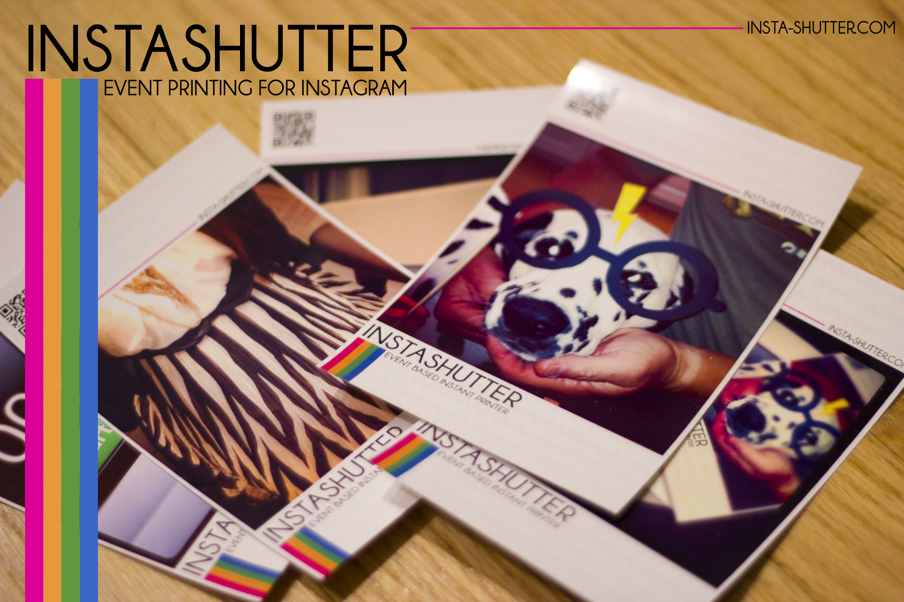 Insta-Shutter | Print Instagram Photos Instantly with Unique Hashtag