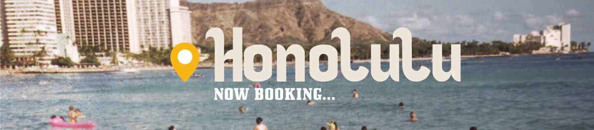 Honolulu Now Booking