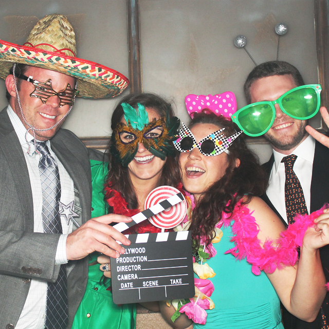 Photo Booth Photo from Dallas Fort Worth Branch