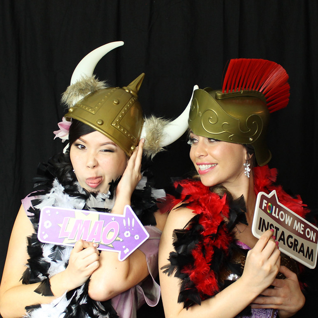 Photo Booth Photo from Honolulu Branch