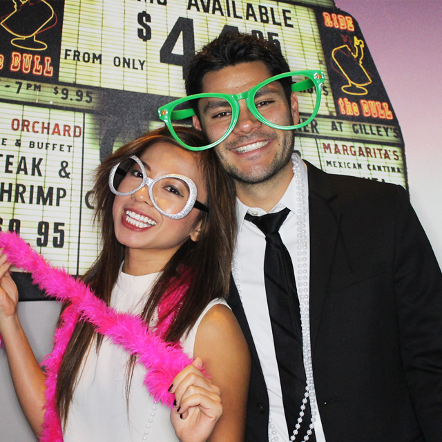 Photo Booth Photo from Las Vegas Branch