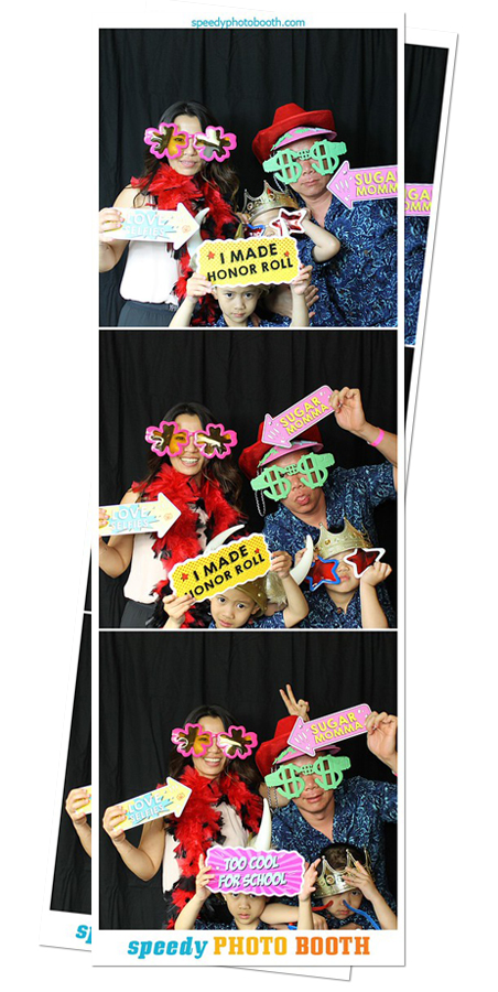 Photo Booth Image From Nick and Christina Wedding | 3.27.2015